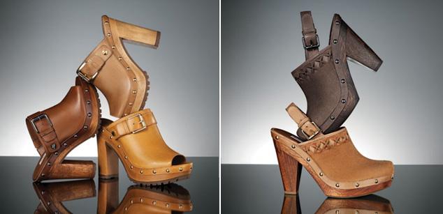 bef5caab3 Um mais lindo que o outro, amei as sandálias-bota e os peep toes! A partir  de março você encontra esses modelos na sua loja Arezzo!