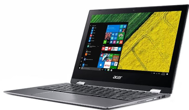 Acer Spin 1 SP111-32N Driver Download For Windows 10 64-Bit