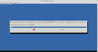 membuat password untuk phpmyadmin di linux mint