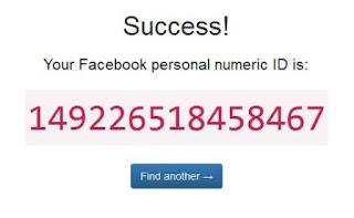 Cara Menemukan ID Facebook