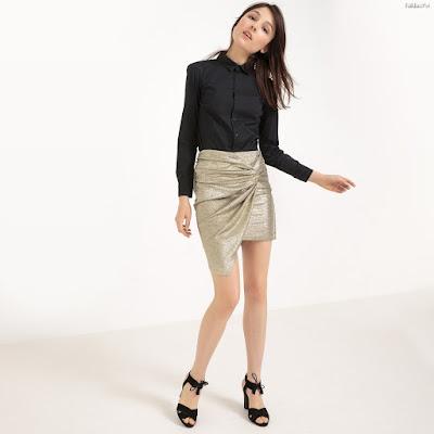 Faldas de moda cortas