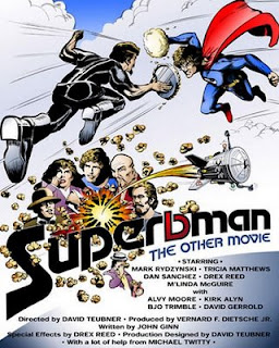 The Projection Booth Episode 59: Superbman: The Other Movie