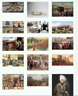 hubungan Daulah Utsmaniyah dengan negara-negara Arab