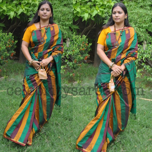 Tamil Actress Cotton Saree Saree Blouse Patterns