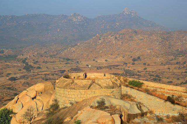 Gudibande Fort- A Quick Getaway from Bengaluru