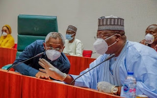Ensure Equity And Fairness In Distribution Of Stimulus Package ..Senate President Tells FG