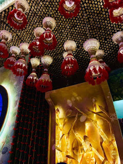 Kumartuli Sarbojanin Durga Puja 2019