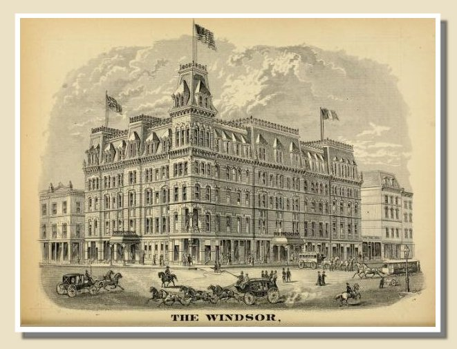 The Windsor Hotel Denver Colorado