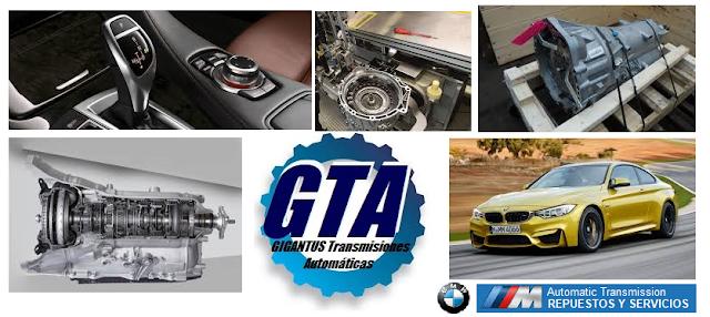 caja automatica para BMW