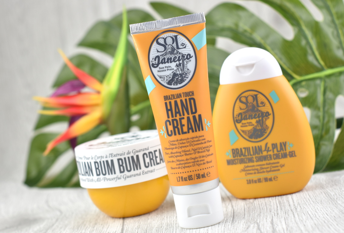 Review Sol de Janeiro Brazilian Bum Bum Cream - Duschgel - Handcreme - Badebombe - Coco Cabana Cream