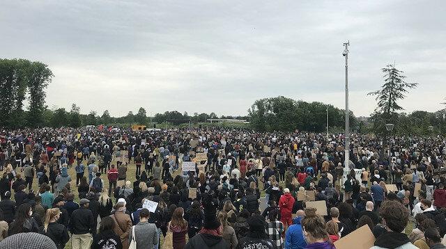 هولندا.. مظاهرة في أمستردام مناهضة للعنصرية والإسلاموفوبيا