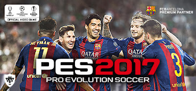 Download PES 2017 DEMO Full Version Gratis FOR PC