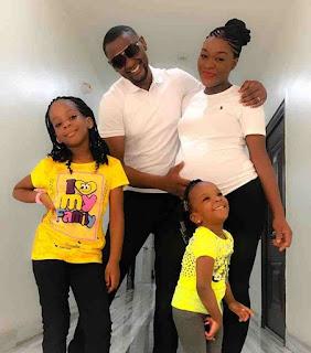 Chacha Faani Eke welcomes baby boy