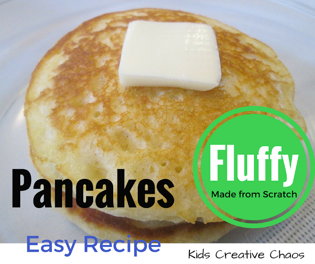 How to Make Fluffy Pancakes from Scratch