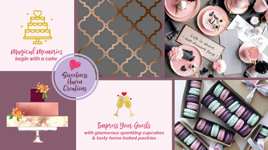 FEATURED IN BLOG SWEETNESS HAVEN CREATIONS (SHC)