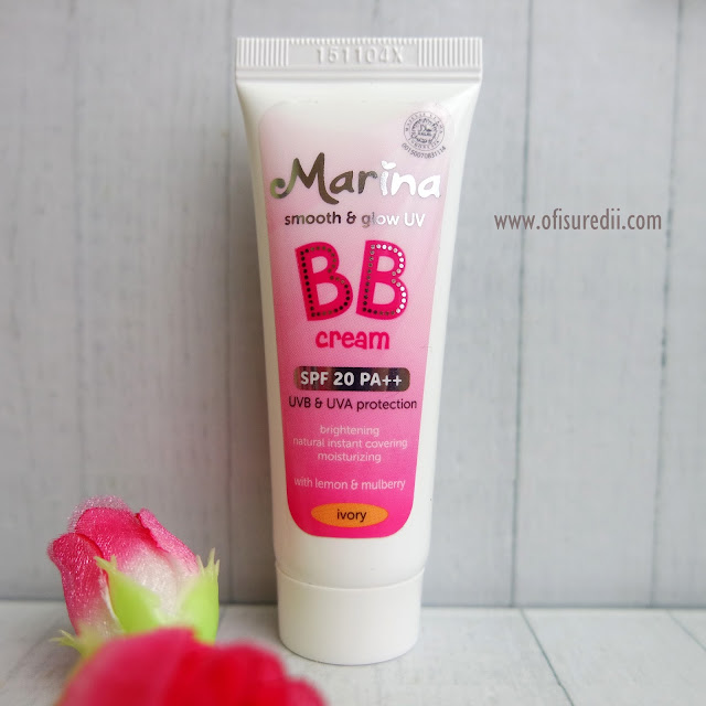 marina smooth and glow bb cream