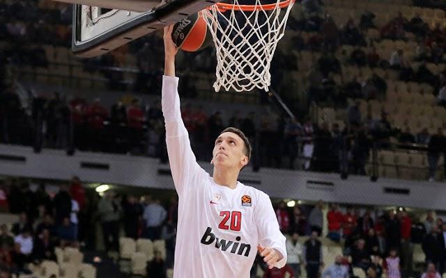 Πέταξε για ΗΠΑ ο Ποκουσέφσκι με στόχο το όνειρο του NBA
