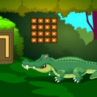 Games2Mad - G2M Crocodile Land Escape