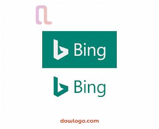 Logo Bing Vector Format CDR, PNG