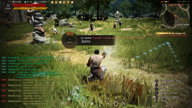 Chat General Black Desert Online Prestige Edition
