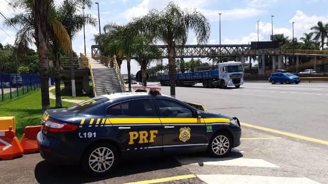 PRF inicia nesta segunda-feira  a segunda fase da Operação Rodovia Segura