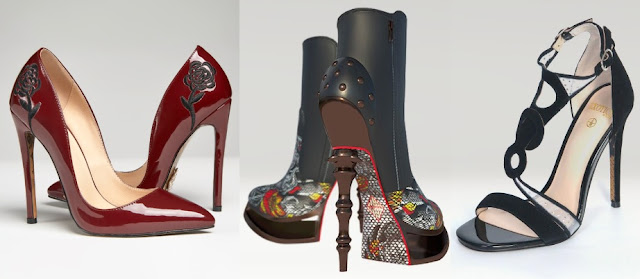 Women's Shoes Exotics by Cedrick