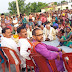 पूर्व राष्ट्रीय अध्यक्ष ने सैकड़ों लोगों को दिलाई BJP की सदस्यता