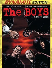 Read The Boys comic online