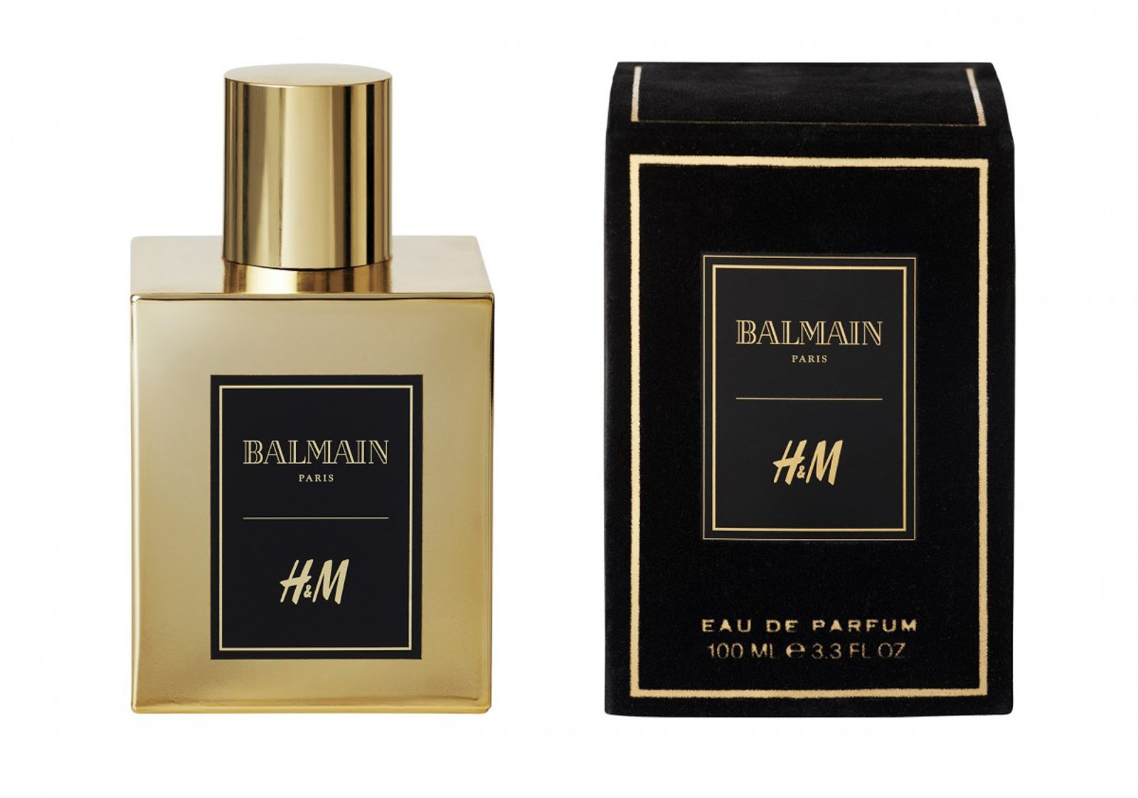 News on Fashion - January 2016 - Balmain H&M