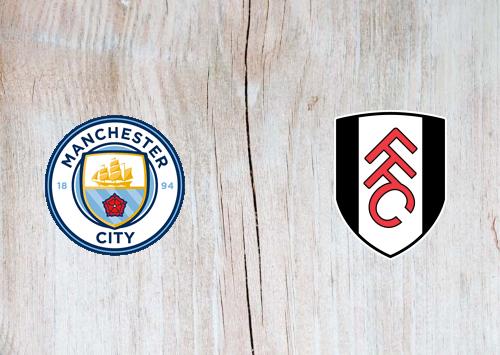 Manchester City vs Fulham -Highlights 05 December 2020