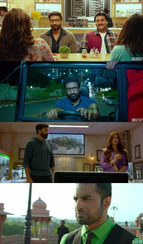 Chanakya 2019 UNCUT HDRip 720p 480p Dual Audio Hindi Full Movie Download