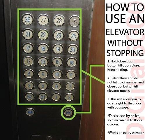 works on every elevator