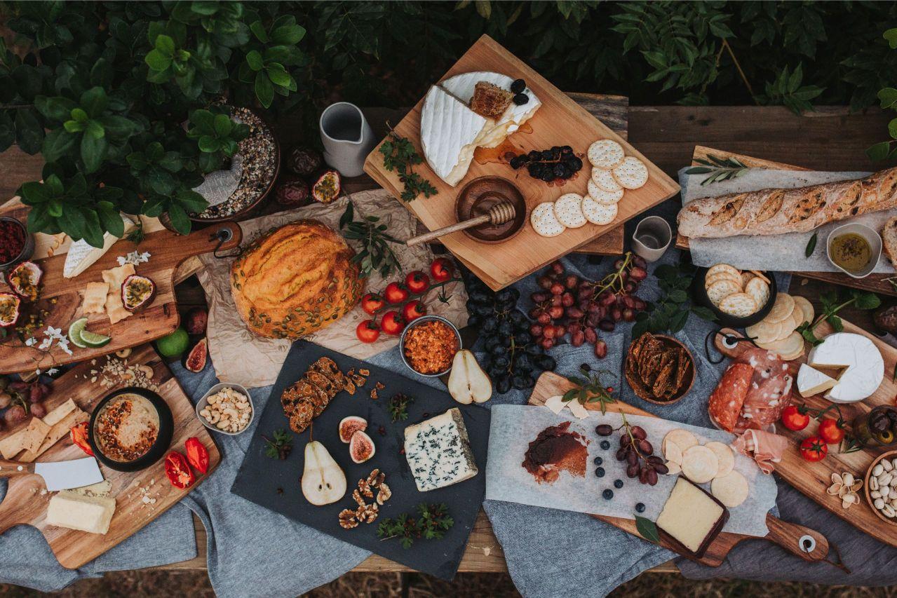 Q+A: THE VINE AND THE FARMER | DELUXE WEDDING GRAZING TABLES BENDIGO VIC
