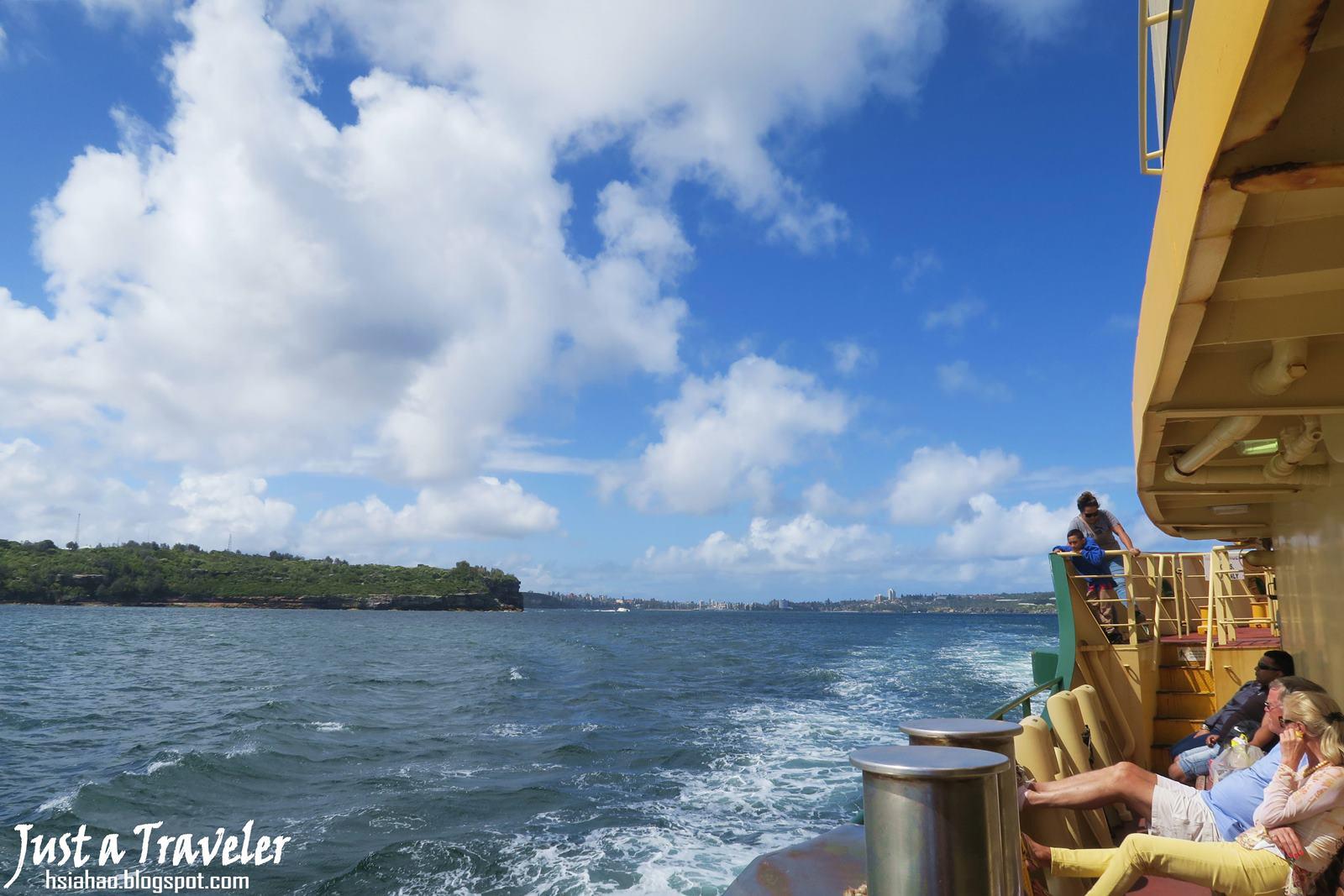 雪梨-悉尼-景點-推薦-曼利-海灘-自由行-行程-旅遊-澳洲-Sydney-Manly-Beach-Tourist-Attraction-Travel-Australia