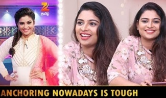 Zee Tamil VJ Maheshwari Interview