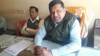 पुर्व मुख्यमंत्री उमा भारती इस जिले से षराब बंदी अभियान की षुरुआत करे तो हम भव्य स्वागत करेंगे-श्री पटेल