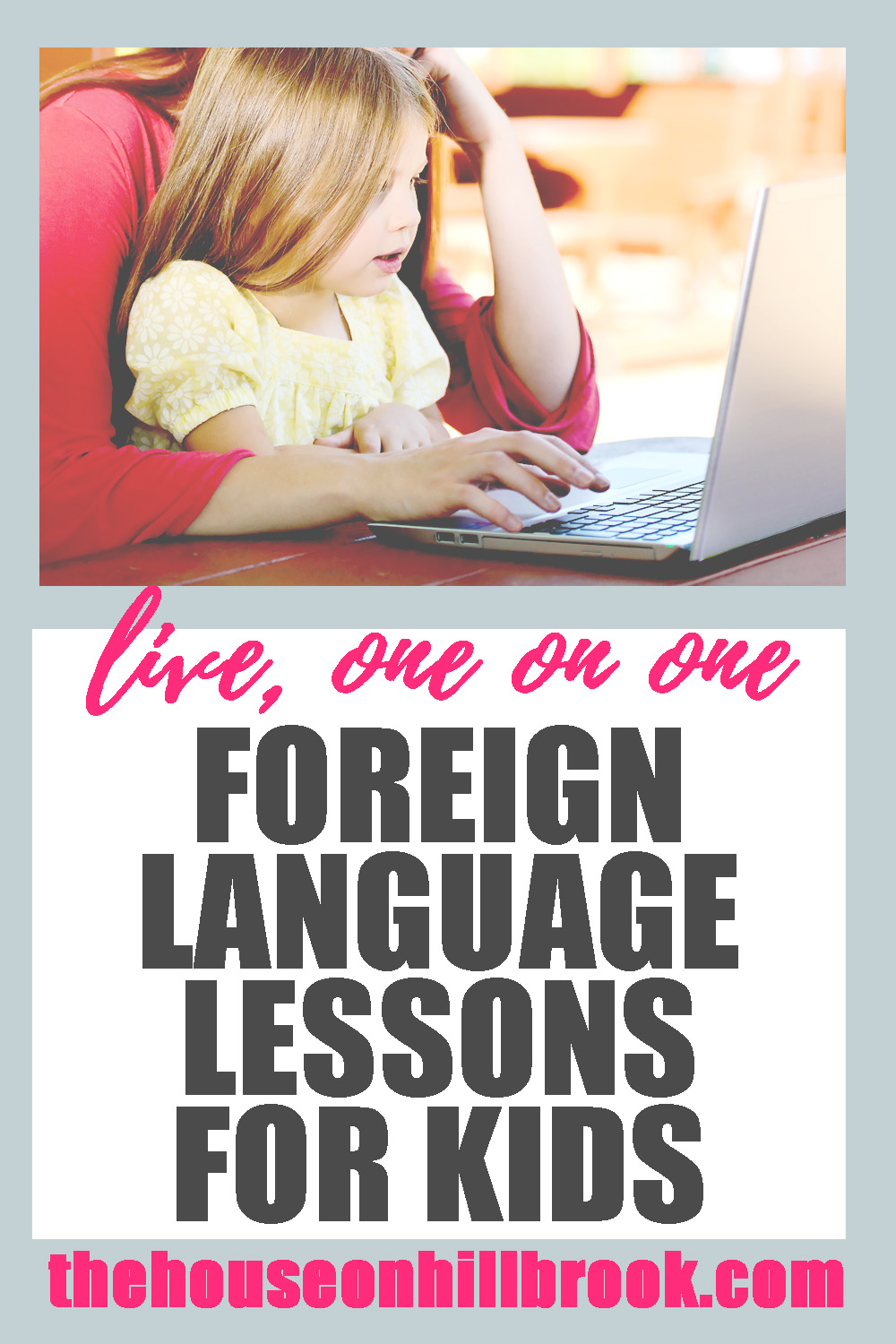 pandatree.com foreign language lessons for kids