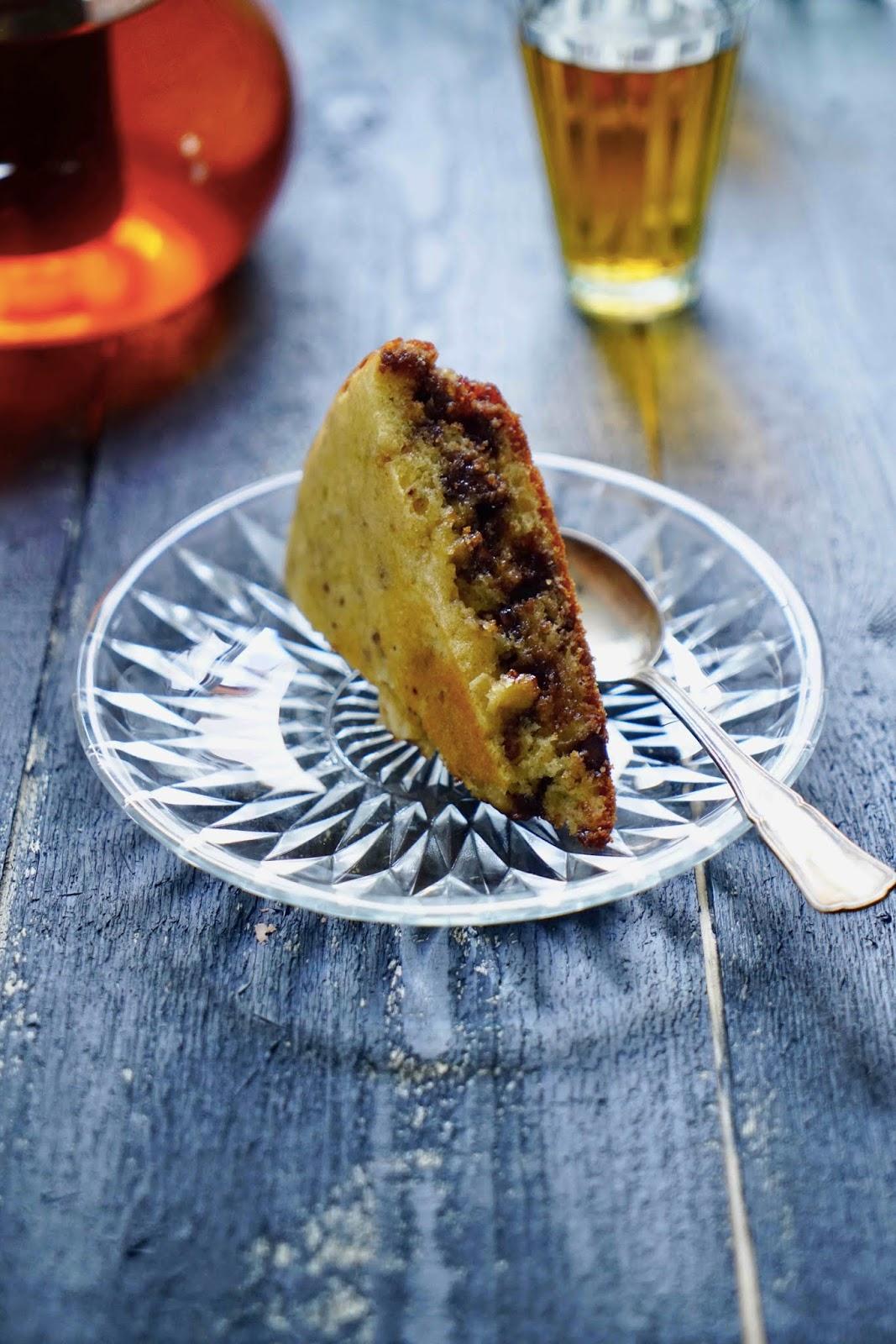 gâteau facile , recette rapide , chocolat , gouter sans four