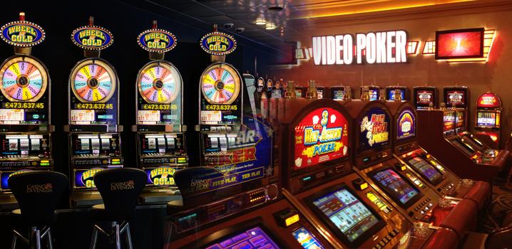 Video Poker Slot Machine Winners