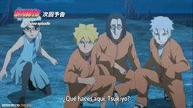 Boruto: Naruto Next Generations Capítulo 147 Sub Español HD