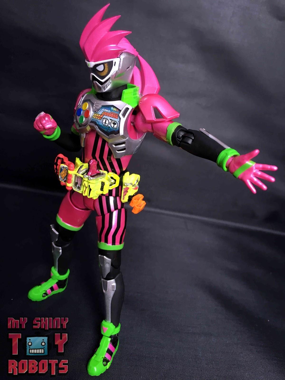 My Shiny Toy Robots: Toybox REVIEW: S.H. Figuarts Kamen