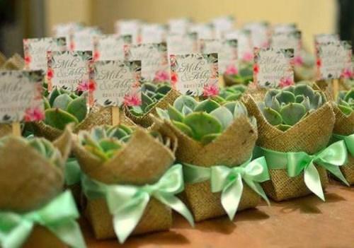 souvenir pernikahan ramah lingkungan