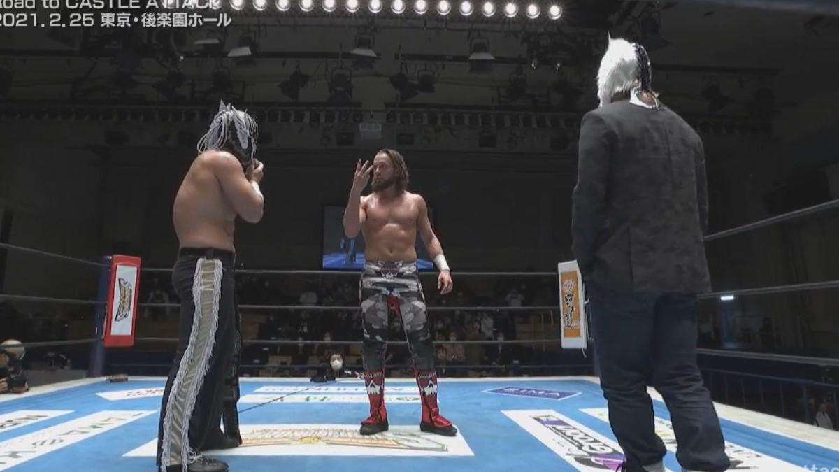 Novo IWGP Junior Heavyweight Champion será corado no NJPW Castle Attack