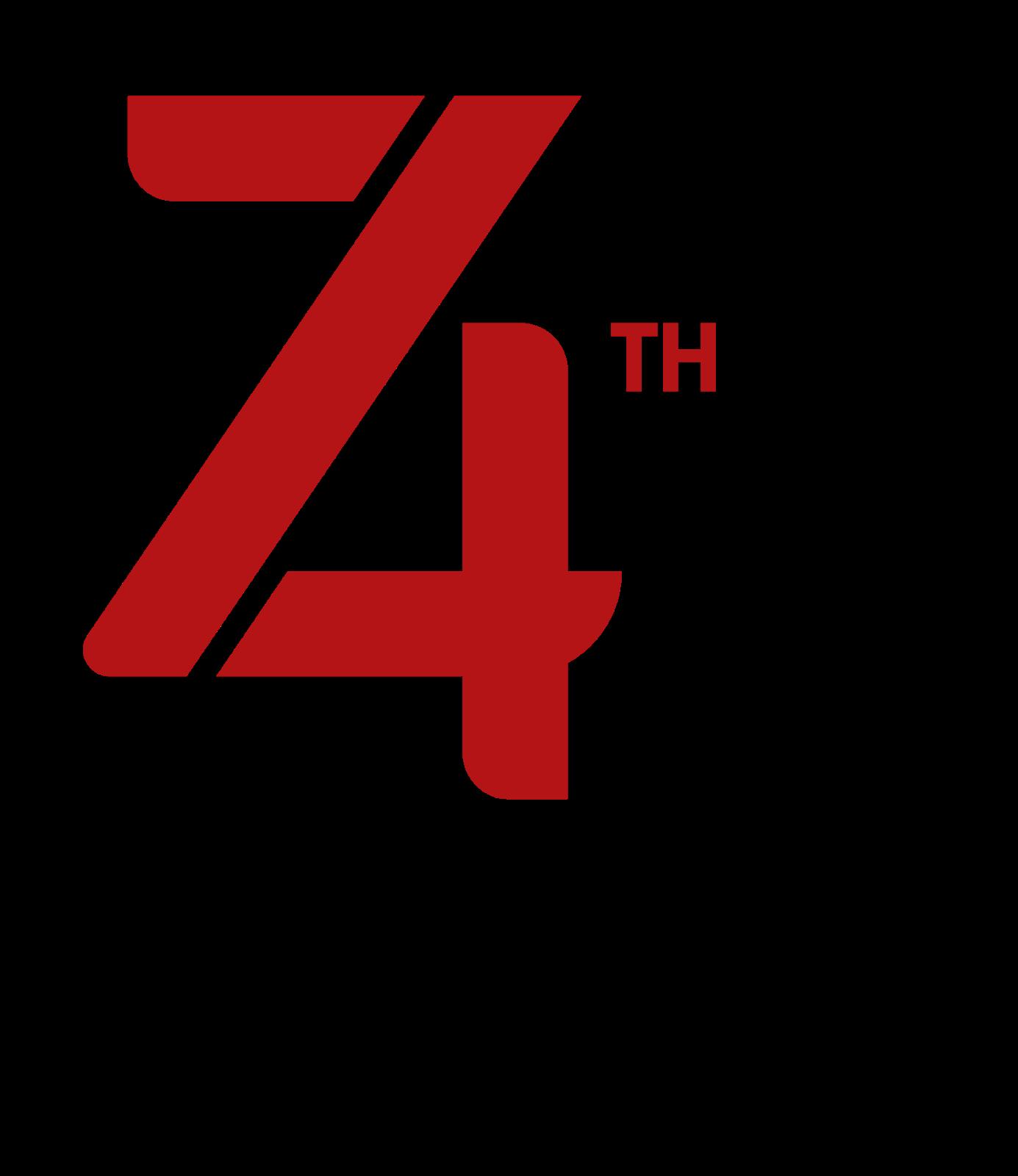 HUT RI KE-74
