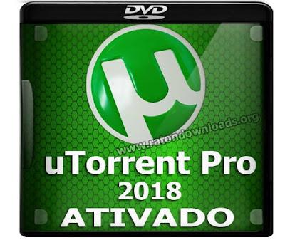 uTorrent Pro 2018 ATIVADO