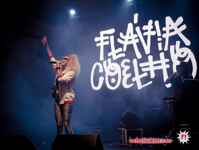 Flavia Coelho / FMM Sines, Portugal, 2019