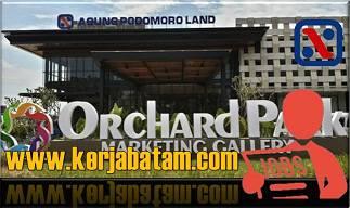 Lowongan Kerja Batam Agung Podomoro Land