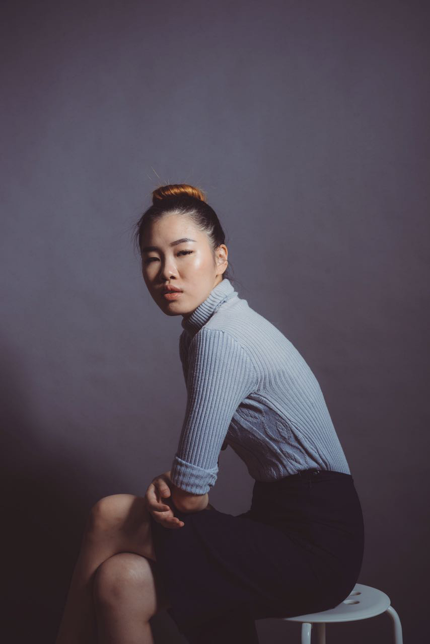 Brunei Blogger May Cho of The Mayden, taken by Izzy Osman