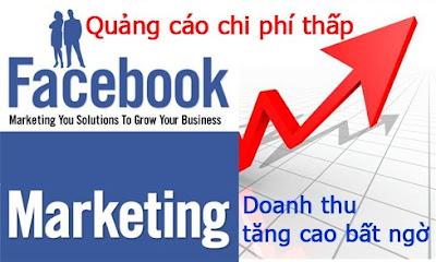 Quảng cáo trên Facebook cho dịch vụ báo cáo thuế