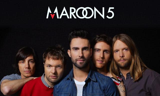 Maroon 5 HD Wallpaper